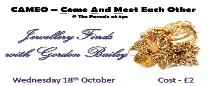 Cameo Jewellery Party 18th October 2017