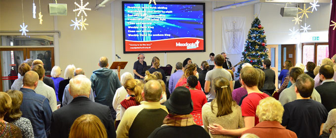 A fun family church in Great Baddow - Meadgate Church