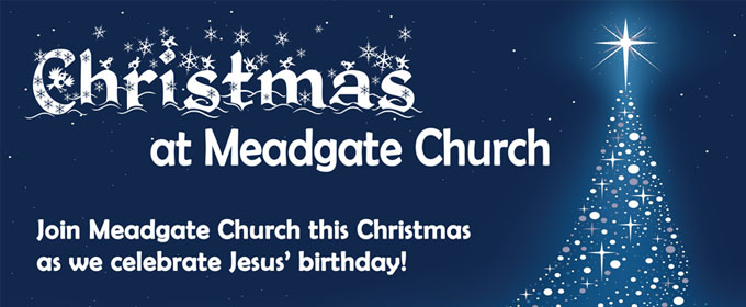 Join Meadgate Church this Christmas 