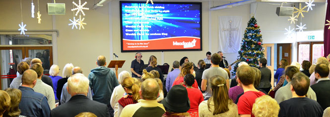 Meadgate Church - Worshiping Jesus in the community of Meadgate