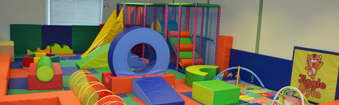 Soft Play in Great Baddow at The Orchards Cafe, Mascalls Way (next to Meadgate Primary School)