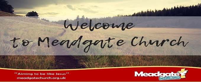Welcome to Meadgate Church